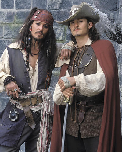 This is an image of Photograph & Poster of Pirates of the Caribbean 2 269259