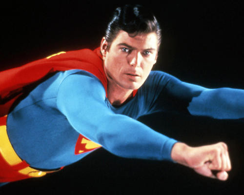 This is an image of Photograph & Poster of Superman 293903
