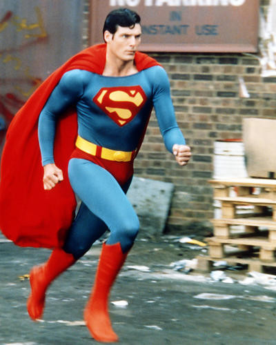 This is an image of Photograph & Poster of Superman 293905