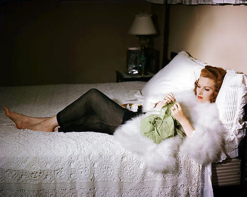 This is an image of Premium Photograph & Poster of Maureen Ohara 294450