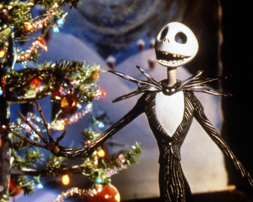 This is an image of Photograph & Poster of Nightmare Before Christmas 294513