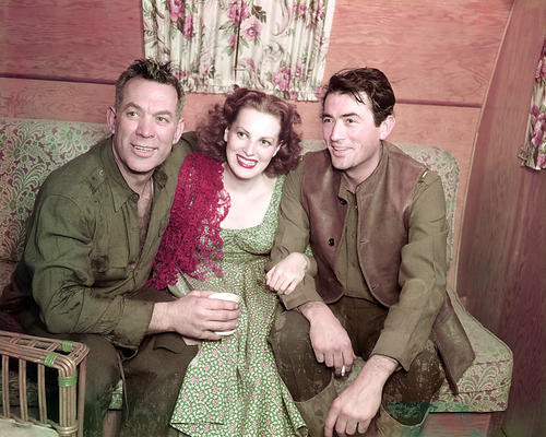 This is an image of Premium Photograph & Poster of Gregory Peck 294532