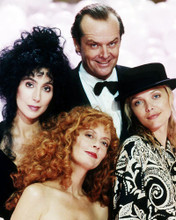 This is an image of Photograph & Poster of The Witches of Eastwick 294533