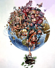 This is an image of Photograph & Poster of Its a Mad Mad Mad Mad World 294622