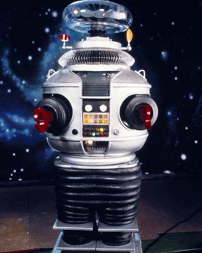 This is an image of Photograph & Poster of Lost in Space 294659
