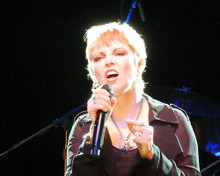 This is an image of Photograph & Poster of Pat Benatar 295489