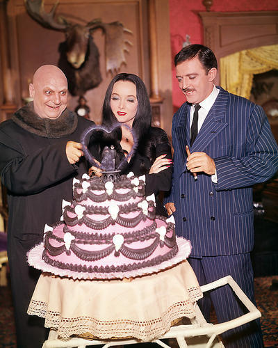 This is an image of Photograph & Poster of The Addams Family (1964) 294478