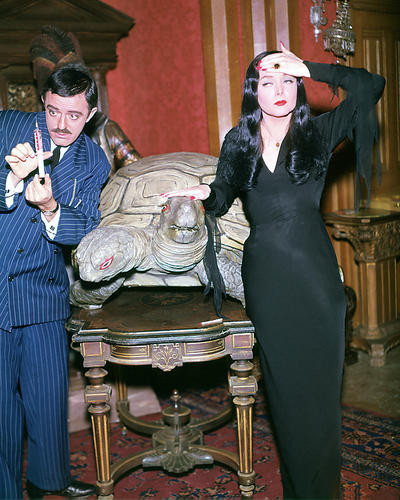 This is an image of Photograph & Poster of The Addams Family (1964) 294481