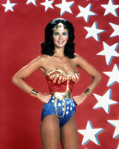 This is an image of Photograph & Poster of Lynda Carter 295897