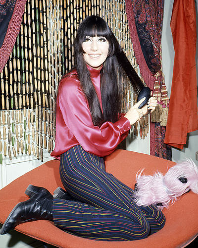 This is an image of Premium Photograph & Poster of Cher 294840