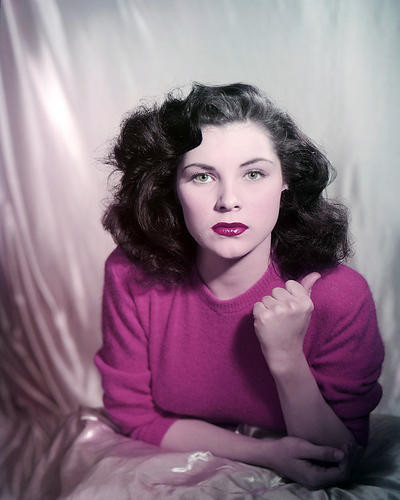 This is an image of Premium Photograph & Poster of Debra Paget 294880