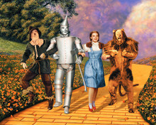This is an image of Premium Photograph & Poster of The Wizard of Oz 295433