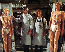 This is an image of Photograph & Poster of Flesh for Frankenstein 295403