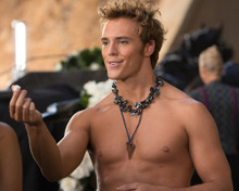 This is an image of Photograph & Poster of Sam Claflin 295539