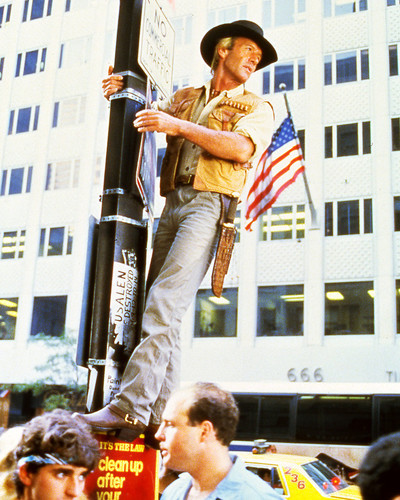 This is an image of Photograph & Poster of Crocodile Dundee 295927