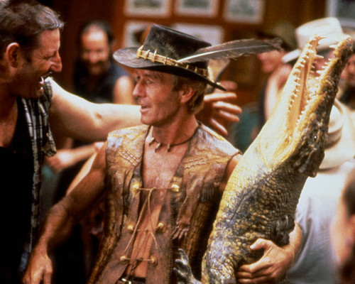 This is an image of Photograph & Poster of Crocodile Dundee 295952
