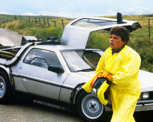 This is an image of Photograph & Poster of Back to the Future 295966
