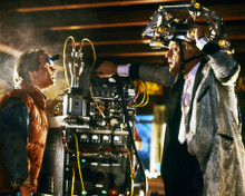 This is an image of Premium Photograph & Poster of Back to the Future 296114