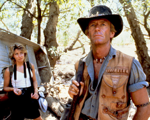 This is an image of Photograph & Poster of Crocodile Dundee 296119