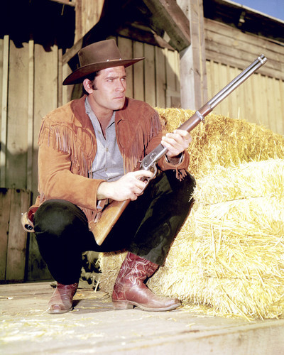 This is an image of Photograph & Poster of Clint Walker 295703