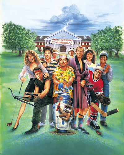 This is an image of Photograph & Poster of Caddyshack 2 295752