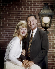 This is an image of Photograph & Poster of Lee Remick and Jack Lemon 296015