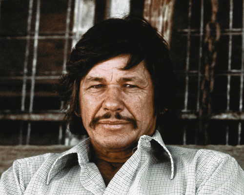 This is an image of Photograph & Poster of Charles Bronson 296069