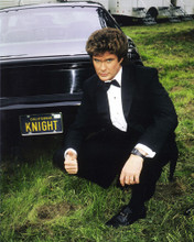 This is an image of Photograph & Poster of David Hasselhoff 296185