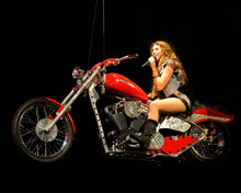 This is an image of Photograph & Poster of Miley Cyrus 296188