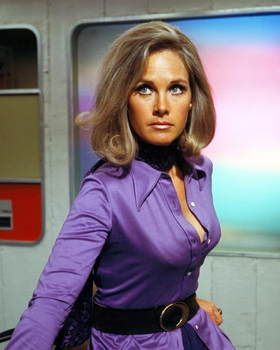 This is an image of Photograph & Poster of Wanda Ventham 296151