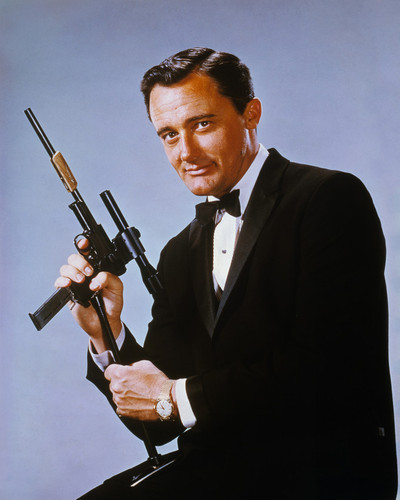 This is an image of Photograph & Poster of Robert Vaughn 296155