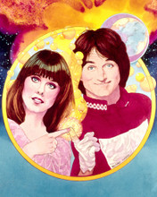 This is an image of Photograph & Poster of Mork and Mindy 296857