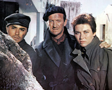 This is an image of Photograph & Poster of Guns of Navarone 297215