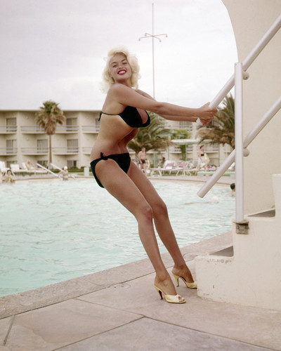 This is an image of Photograph & Poster of Jayne Mansfield 297762