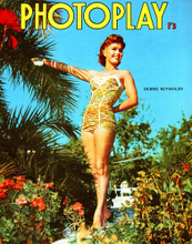 This is an image of Vintage Reproduction of Debbie Reynolds 297328