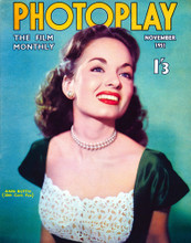 This is an image of Vintage Reproduction of Ann Blyth 297338