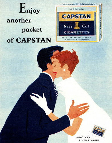 This is an image of Vintage Reproduction of Capstan 297344