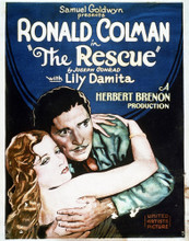 This is an image of Vintage Reproduction of The Rescue 294966