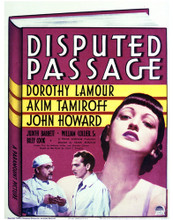 This is an image of Vintage Reproduction of Disputed Passage 296464