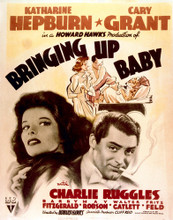 This is an image of Vintage Reproduction of Bringing Up Baby 297041