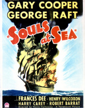 This is an image of Vintage Reproduction of Souls at Sea 297006