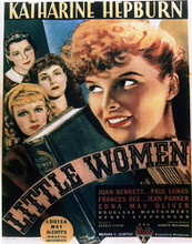 This is an image of Vintage Reproduction of Little Women 297018