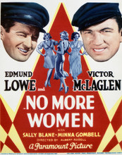 This is an image of Vintage Reproduction of No More Women 296958