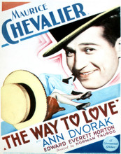 This is an image of Vintage Reproduction of The Way to Love 296962