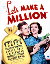 This is an image of Vintage Reproduction of Let's Make a Million 296967