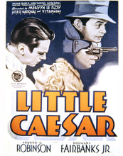 This is an image of Vintage Reproduction of Little Caesar 296975