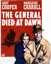 This is an image of Vintage Reproduction of The General Died at Dawn 296990