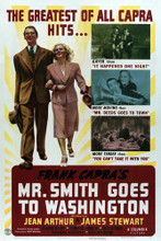 This is an image of Vintage Reproduction of Mr. Smith Goes to Washington 294976