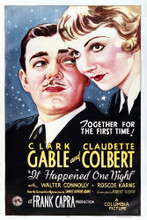 This is an image of Vintage Reproduction of It Happened One Night 294978