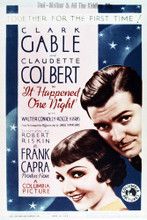 This is an image of Vintage Reproduction of It Happened One Night 294981